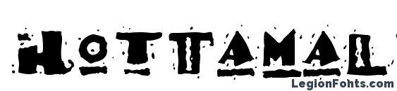 HotTamale font, free HotTamale font, preview HotTamale font