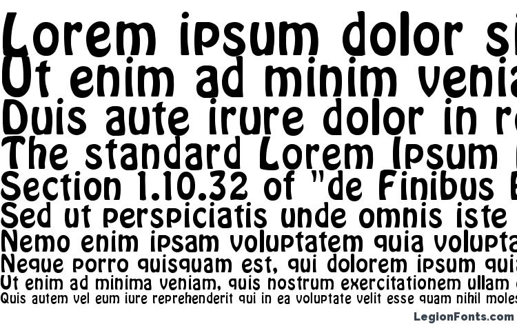 specimens Hoverc font, sample Hoverc font, an example of writing Hoverc font, review Hoverc font, preview Hoverc font, Hoverc font