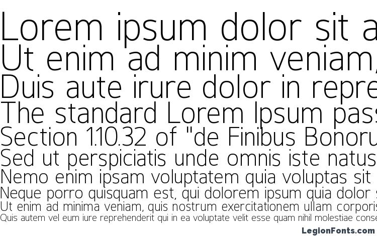 specimens Hoxton Light font, sample Hoxton Light font, an example of writing Hoxton Light font, review Hoxton Light font, preview Hoxton Light font, Hoxton Light font