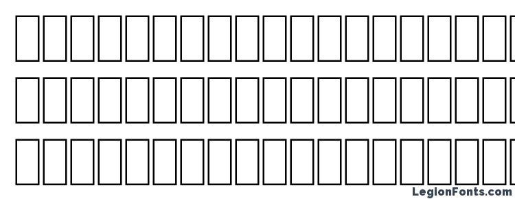 глифы шрифта HQPB2, символы шрифта HQPB2, символьная карта шрифта HQPB2, предварительный просмотр шрифта HQPB2, алфавит шрифта HQPB2, шрифт HQPB2