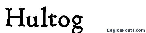 Hultog Font