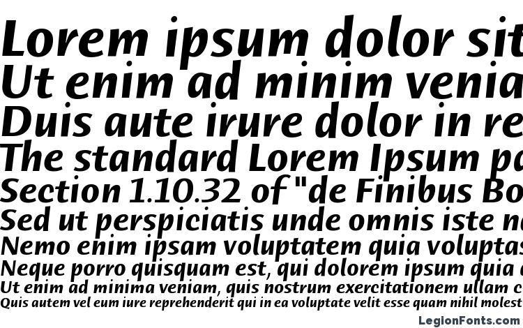 specimens Humana Sans ITC Bold Italic font, sample Humana Sans ITC Bold Italic font, an example of writing Humana Sans ITC Bold Italic font, review Humana Sans ITC Bold Italic font, preview Humana Sans ITC Bold Italic font, Humana Sans ITC Bold Italic font