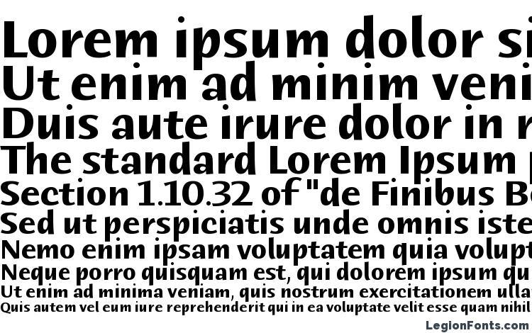 specimens Humana Sans ITC TT Bold font, sample Humana Sans ITC TT Bold font, an example of writing Humana Sans ITC TT Bold font, review Humana Sans ITC TT Bold font, preview Humana Sans ITC TT Bold font, Humana Sans ITC TT Bold font