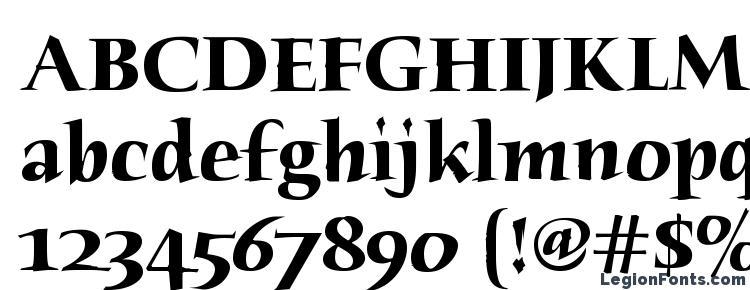 глифы шрифта Humana Serif ITC Bold, символы шрифта Humana Serif ITC Bold, символьная карта шрифта Humana Serif ITC Bold, предварительный просмотр шрифта Humana Serif ITC Bold, алфавит шрифта Humana Serif ITC Bold, шрифт Humana Serif ITC Bold