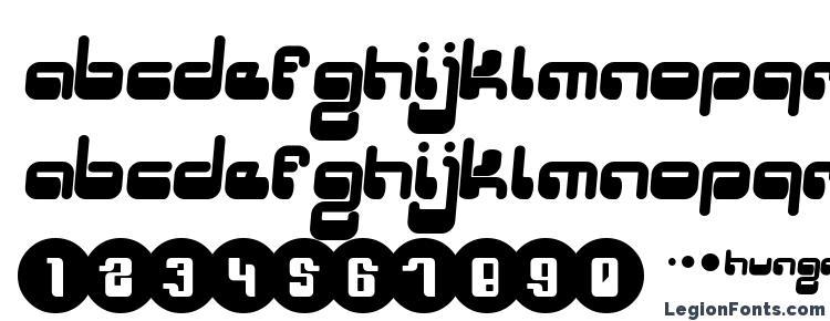 глифы шрифта Hungrumlaut, символы шрифта Hungrumlaut, символьная карта шрифта Hungrumlaut, предварительный просмотр шрифта Hungrumlaut, алфавит шрифта Hungrumlaut, шрифт Hungrumlaut