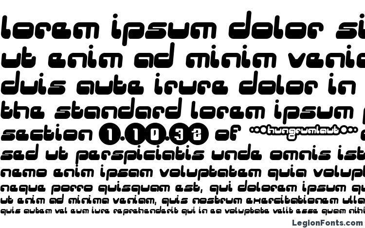 specimens Hungrumlaut font, sample Hungrumlaut font, an example of writing Hungrumlaut font, review Hungrumlaut font, preview Hungrumlaut font, Hungrumlaut font