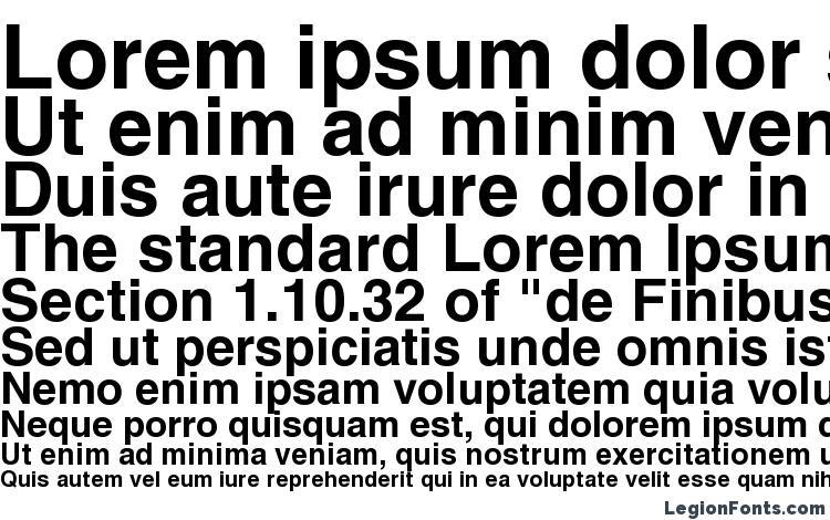 specimens Hvb r font, sample Hvb r font, an example of writing Hvb r font, review Hvb r font, preview Hvb r font, Hvb r font