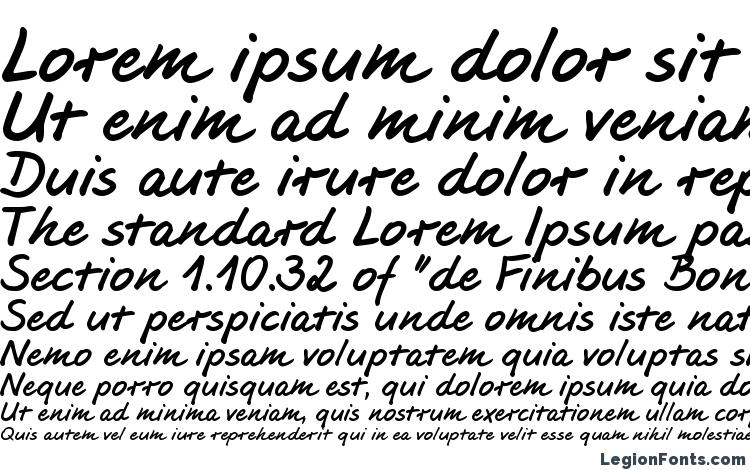 specimens HW Jesco3 DB font, sample HW Jesco3 DB font, an example of writing HW Jesco3 DB font, review HW Jesco3 DB font, preview HW Jesco3 DB font, HW Jesco3 DB font