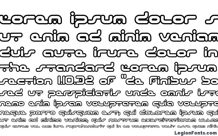 specimens hybrid Outline font, sample hybrid Outline font, an example of writing hybrid Outline font, review hybrid Outline font, preview hybrid Outline font, hybrid Outline font