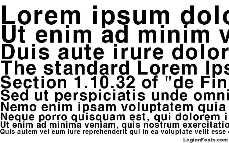 specimens HYGothic Extra font, sample HYGothic Extra font, an example of writing HYGothic Extra font, review HYGothic Extra font, preview HYGothic Extra font, HYGothic Extra font
