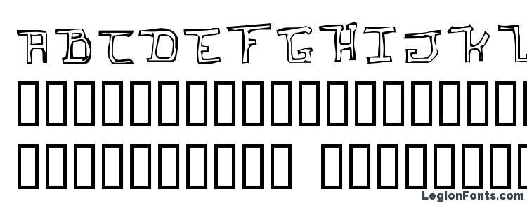 глифы шрифта I hate you oddtype, символы шрифта I hate you oddtype, символьная карта шрифта I hate you oddtype, предварительный просмотр шрифта I hate you oddtype, алфавит шрифта I hate you oddtype, шрифт I hate you oddtype