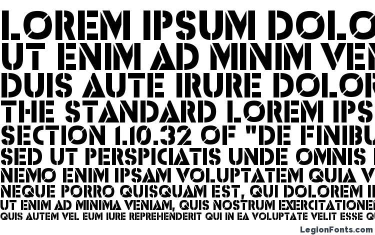 specimens ICBM SS 20 font, sample ICBM SS 20 font, an example of writing ICBM SS 20 font, review ICBM SS 20 font, preview ICBM SS 20 font, ICBM SS 20 font