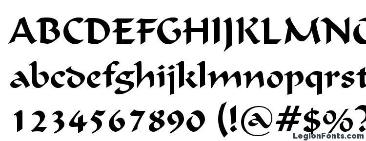 глифы шрифта Ignacs, символы шрифта Ignacs, символьная карта шрифта Ignacs, предварительный просмотр шрифта Ignacs, алфавит шрифта Ignacs, шрифт Ignacs