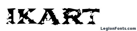 Ikart Font