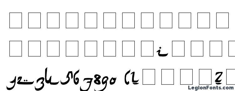 глифы шрифта Image Arabian, символы шрифта Image Arabian, символьная карта шрифта Image Arabian, предварительный просмотр шрифта Image Arabian, алфавит шрифта Image Arabian, шрифт Image Arabian