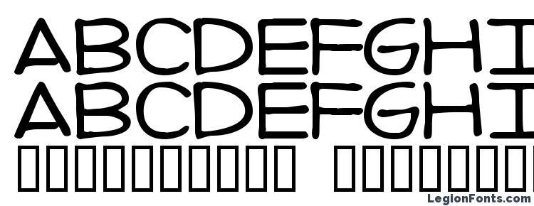 глифы шрифта Imperfect font, символы шрифта Imperfect font, символьная карта шрифта Imperfect font, предварительный просмотр шрифта Imperfect font, алфавит шрифта Imperfect font, шрифт Imperfect font