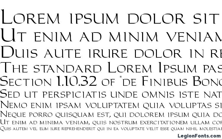 specimens Imperial Regular font, sample Imperial Regular font, an example of writing Imperial Regular font, review Imperial Regular font, preview Imperial Regular font, Imperial Regular font