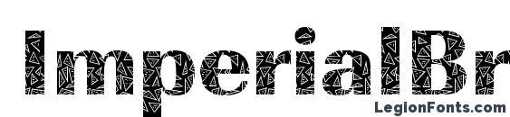 ImperialBrokenGlass2 Regular font, free ImperialBrokenGlass2 Regular font, preview ImperialBrokenGlass2 Regular font