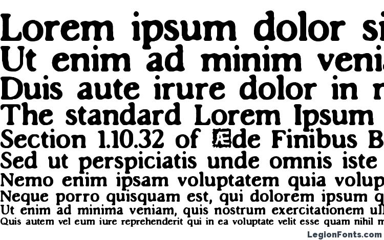 specimens Impossibilium BRK font, sample Impossibilium BRK font, an example of writing Impossibilium BRK font, review Impossibilium BRK font, preview Impossibilium BRK font, Impossibilium BRK font