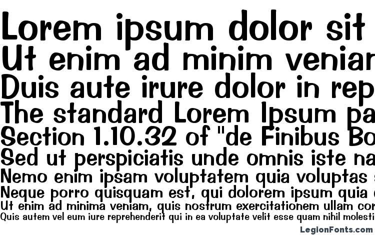 specimens Impress BT font, sample Impress BT font, an example of writing Impress BT font, review Impress BT font, preview Impress BT font, Impress BT font