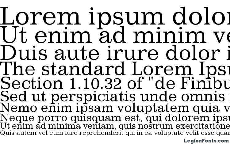 Impressum LT Roman Font Download Free / LegionFonts