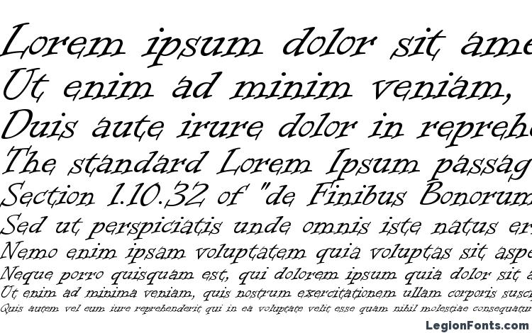 specimens Informal Roman font, sample Informal Roman font, an example of writing Informal Roman font, review Informal Roman font, preview Informal Roman font, Informal Roman font