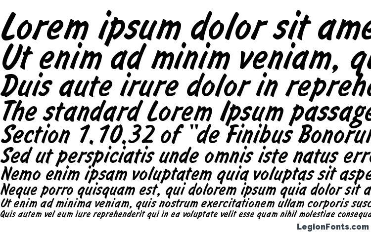 specimens InformTT font, sample InformTT font, an example of writing InformTT font, review InformTT font, preview InformTT font, InformTT font