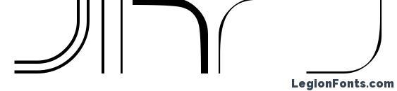 Infractionssk Font