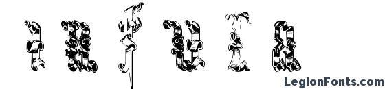 Infula Font, Icons Fonts