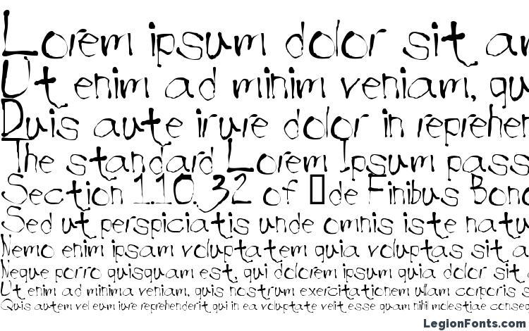 specimens Inkblotscriptssk font, sample Inkblotscriptssk font, an example of writing Inkblotscriptssk font, review Inkblotscriptssk font, preview Inkblotscriptssk font, Inkblotscriptssk font