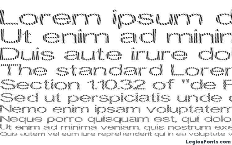 specimens Inningham spread font, sample Inningham spread font, an example of writing Inningham spread font, review Inningham spread font, preview Inningham spread font, Inningham spread font