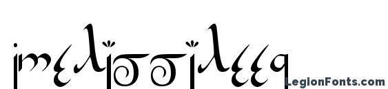 Inshallahssk Font