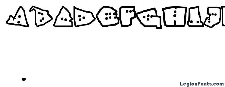 глифы шрифта Interzone 2, символы шрифта Interzone 2, символьная карта шрифта Interzone 2, предварительный просмотр шрифта Interzone 2, алфавит шрифта Interzone 2, шрифт Interzone 2