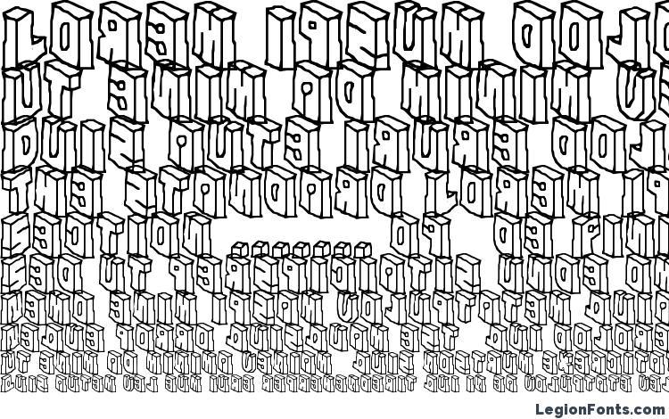 образцы шрифта Intheflesh, образец шрифта Intheflesh, пример написания шрифта Intheflesh, просмотр шрифта Intheflesh, предосмотр шрифта Intheflesh, шрифт Intheflesh