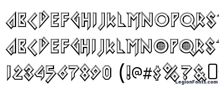 glyphs Iomanoid Regular font, сharacters Iomanoid Regular font, symbols Iomanoid Regular font, character map Iomanoid Regular font, preview Iomanoid Regular font, abc Iomanoid Regular font, Iomanoid Regular font