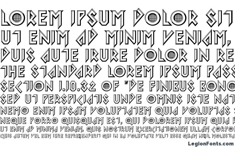 specimens Iomanoid Regular font, sample Iomanoid Regular font, an example of writing Iomanoid Regular font, review Iomanoid Regular font, preview Iomanoid Regular font, Iomanoid Regular font