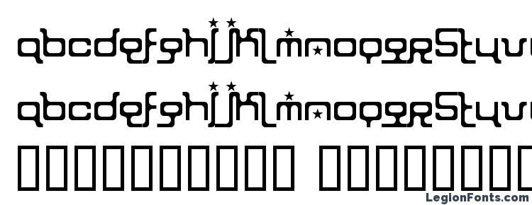 глифы шрифта ion, символы шрифта ion, символьная карта шрифта ion, предварительный просмотр шрифта ion, алфавит шрифта ion, шрифт ion