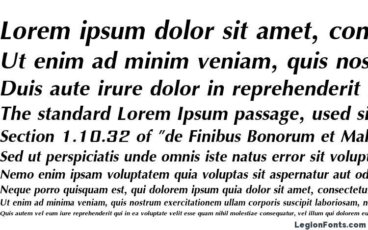 specimens IrisUPC Bold Italic font, sample IrisUPC Bold Italic font, an example of writing IrisUPC Bold Italic font, review IrisUPC Bold Italic font, preview IrisUPC Bold Italic font, IrisUPC Bold Italic font