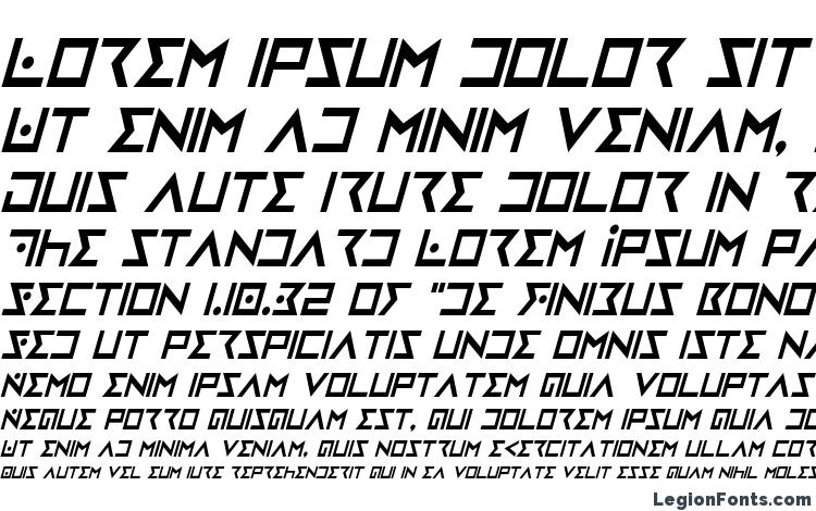 specimens Iron Cobra Condensed Italic font, sample Iron Cobra Condensed Italic font, an example of writing Iron Cobra Condensed Italic font, review Iron Cobra Condensed Italic font, preview Iron Cobra Condensed Italic font, Iron Cobra Condensed Italic font