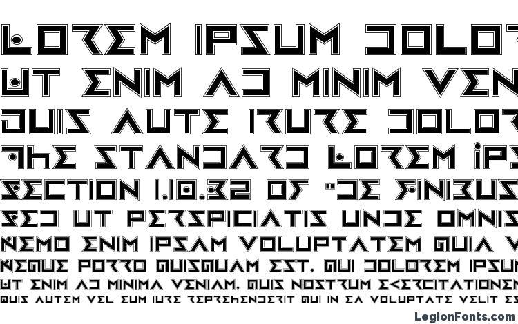 specimens Iron Cobra Pro font, sample Iron Cobra Pro font, an example of writing Iron Cobra Pro font, review Iron Cobra Pro font, preview Iron Cobra Pro font, Iron Cobra Pro font