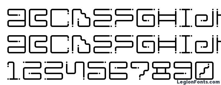 glyphs Iron Lounge Dots font, сharacters Iron Lounge Dots font, symbols Iron Lounge Dots font, character map Iron Lounge Dots font, preview Iron Lounge Dots font, abc Iron Lounge Dots font, Iron Lounge Dots font