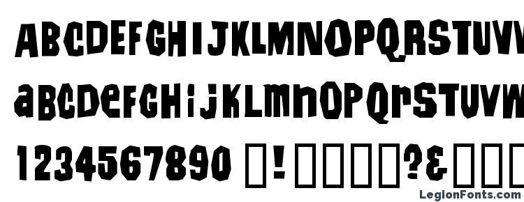 glyphs Irwinallen font, сharacters Irwinallen font, symbols Irwinallen font, character map Irwinallen font, preview Irwinallen font, abc Irwinallen font, Irwinallen font