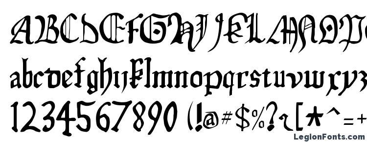 глифы шрифта Isabella, символы шрифта Isabella, символьная карта шрифта Isabella, предварительный просмотр шрифта Isabella, алфавит шрифта Isabella, шрифт Isabella