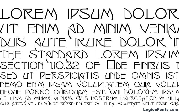specimens ISHMAEL Regular font, sample ISHMAEL Regular font, an example of writing ISHMAEL Regular font, review ISHMAEL Regular font, preview ISHMAEL Regular font, ISHMAEL Regular font