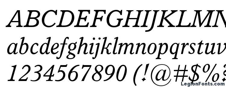glyphs Italian Old Style MT Italic font, сharacters Italian Old Style MT Italic font, symbols Italian Old Style MT Italic font, character map Italian Old Style MT Italic font, preview Italian Old Style MT Italic font, abc Italian Old Style MT Italic font, Italian Old Style MT Italic font