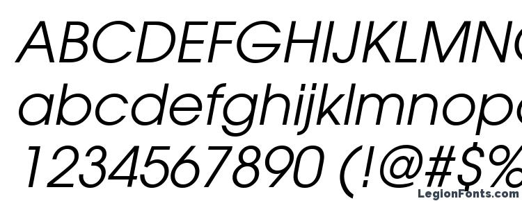 глифы шрифта ITC Avant Garde Gothic Книжный Oblique, символы шрифта ITC Avant Garde Gothic Книжный Oblique, символьная карта шрифта ITC Avant Garde Gothic Книжный Oblique, предварительный просмотр шрифта ITC Avant Garde Gothic Книжный Oblique, алфавит шрифта ITC Avant Garde Gothic Книжный Oblique, шрифт ITC Avant Garde Gothic Книжный Oblique