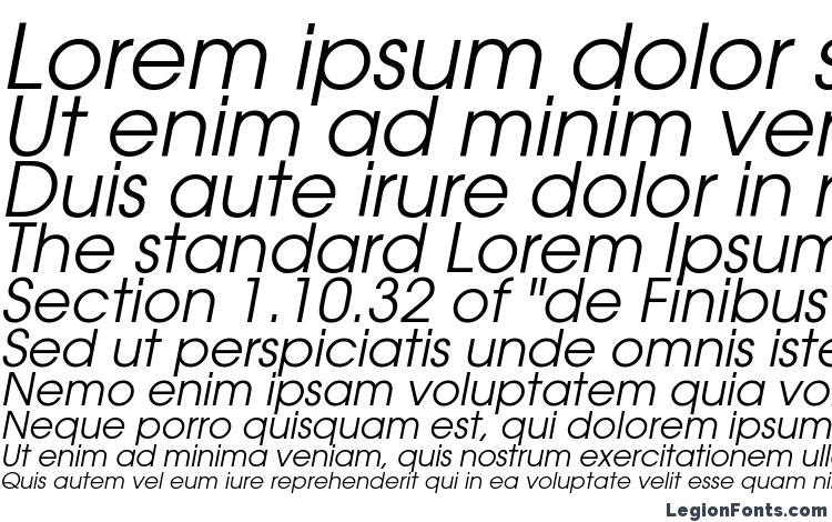 specimens ITC Avant Garde Gothic Книжный Oblique font, sample ITC Avant Garde Gothic Книжный Oblique font, an example of writing ITC Avant Garde Gothic Книжный Oblique font, review ITC Avant Garde Gothic Книжный Oblique font, preview ITC Avant Garde Gothic Книжный Oblique font, ITC Avant Garde Gothic Книжный Oblique font