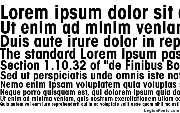 specimens ITC Avant Garde Gothic LT Condensed Bold font, sample ITC Avant Garde Gothic LT Condensed Bold font, an example of writing ITC Avant Garde Gothic LT Condensed Bold font, review ITC Avant Garde Gothic LT Condensed Bold font, preview ITC Avant Garde Gothic LT Condensed Bold font, ITC Avant Garde Gothic LT Condensed Bold font