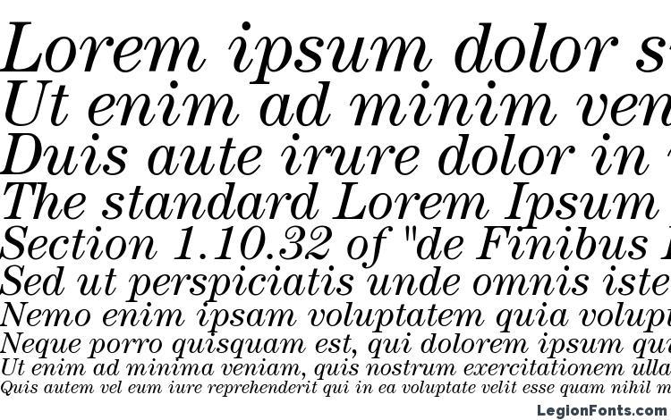 specimens ITC Century LT Book Italic font, sample ITC Century LT Book Italic font, an example of writing ITC Century LT Book Italic font, review ITC Century LT Book Italic font, preview ITC Century LT Book Italic font, ITC Century LT Book Italic font