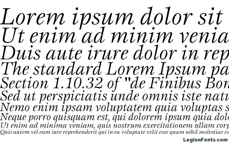 образцы шрифта ITC Esprit LT Book Italic, образец шрифта ITC Esprit LT Book Italic, пример написания шрифта ITC Esprit LT Book Italic, просмотр шрифта ITC Esprit LT Book Italic, предосмотр шрифта ITC Esprit LT Book Italic, шрифт ITC Esprit LT Book Italic